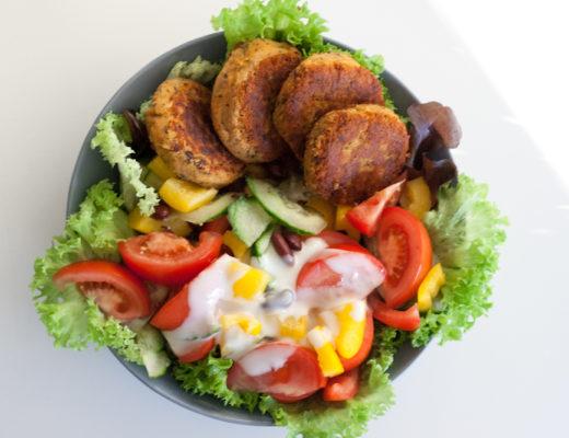 isabella-blume-foodblogger-hafer-vegan-linsenburger-lentil-salad