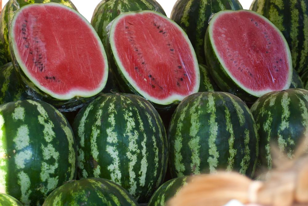 isabella-blume-riga-travelblogger-markthallen-watermelon